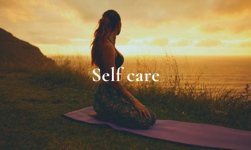 Selfcare - wifl wellbeing