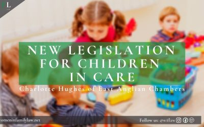 Controversial New Legislation Means Sweeping Changes for Children in Care